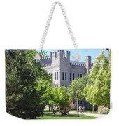 Cook Hall Illinois State Univerisity Weekender Tote Bag