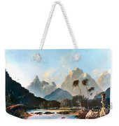 Cook: Tahiti, 1773 Weekender Tote Bag