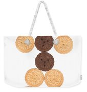 Cookie Man Weekender Tote Bag