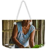 Cooking For Guests Weekender Tote Bag