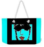 Cool Girl Derivative Weekender Tote Bag