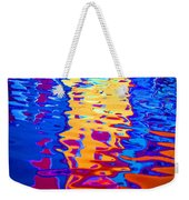 Cool Meets Warm Weekender Tote Bag