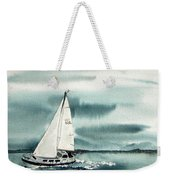 Cool Sail Weekender Tote Bag