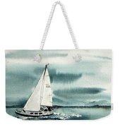 Cool Sail Weekender Tote Bag