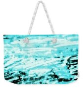 Cool Sea Weekender Tote Bag