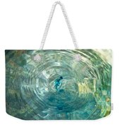 Cool Water Weekender Tote Bag