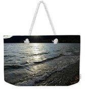 Cool Waters Sunset Weekender Tote Bag