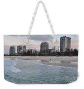 Coolangatta Sunset Weekender Tote Bag