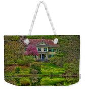 Coolfront Manor House Weekender Tote Bag