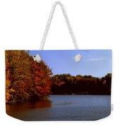 Coonhunter's Lake Weekender Tote Bag