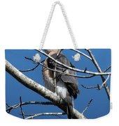 Cooper's Hawk Weekender Tote Bag