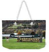 Cooperstown Dreams Park Weekender Tote Bag