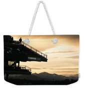 Coors Field At Sunset Weekender Tote Bag
