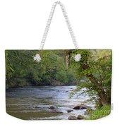 Coosawattee River Weekender Tote Bag