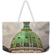 Copenhagen Marble Church Weekender Tote Bag