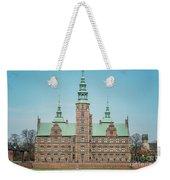 Copenhagen Rosenborg Castle Back Facade Weekender Tote Bag