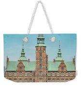 Copenhagen Rosenborg Castle Facade Weekender Tote Bag