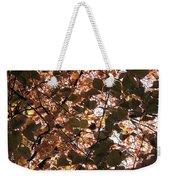 Copper Beech Weekender Tote Bag