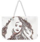 Copper Blonde Weekender Tote Bag