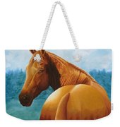 Copper Bottom - Quarter Horse Weekender Tote Bag