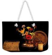 Copper Weekender Tote Bag