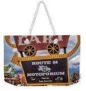 Copper Cart Weekender Tote Bag