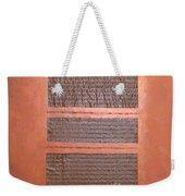 Copper Clad Number Three Weekender Tote Bag