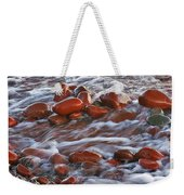 Copper Country Beach Weekender Tote Bag