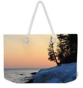 Copper Country Spring Sunrise Weekender Tote Bag