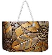Copper Design Weekender Tote Bag