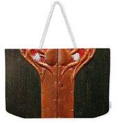 Copper Doors  Weekender Tote Bag