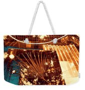 Copper Reflections Weekender Tote Bag