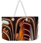 Copper Shields Weekender Tote Bag