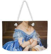 Copy After Ingres Weekender Tote Bag