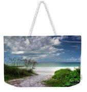 Coquina Beach-bradenton Florida Weekender Tote Bag