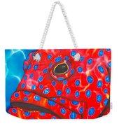 Coral Groupper II Weekender Tote Bag