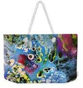 Coral Weekender Tote Bag