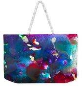 Coral Life Weekender Tote Bag