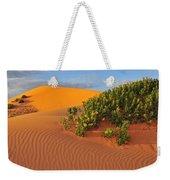 Coral Morning Weekender Tote Bag