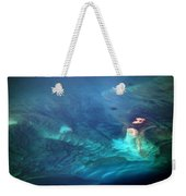Coral Reef From 28000 Feet Weekender Tote Bag