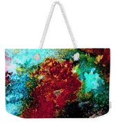Coral Reef Impression 15 Weekender Tote Bag