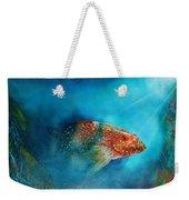 Coral Trout Weekender Tote Bag
