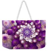 Coraled Blooms Weekender Tote Bag