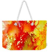 Corals In Sunrise  Weekender Tote Bag