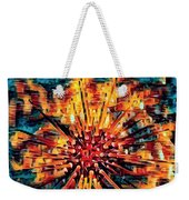 Corals Under The Sea Abstract Color Art Weekender Tote Bag