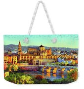 Cordoba Mosque Cathedral Mezquita Weekender Tote Bag