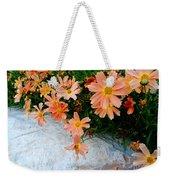 Coreopsis Sienna Sunset Weekender Tote Bag