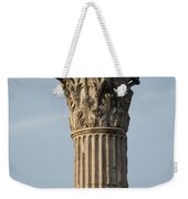 Corinthian Columns At The Roman Forum Weekender Tote Bag