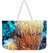 Corky Sea Finger Coral - The Muppet Of The Deep Weekender Tote Bag