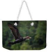 Cormorant 7 Weekender Tote Bag
